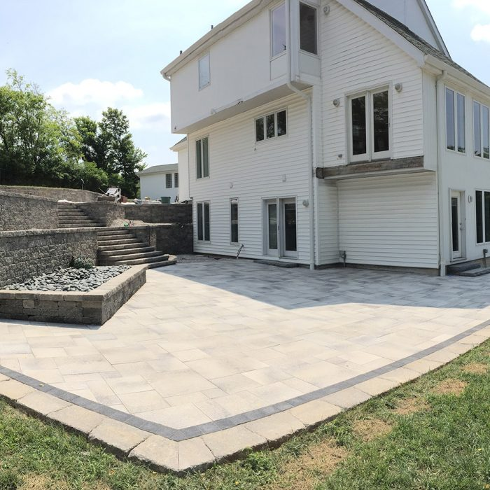 Sunset Hills Paver Patio Featured