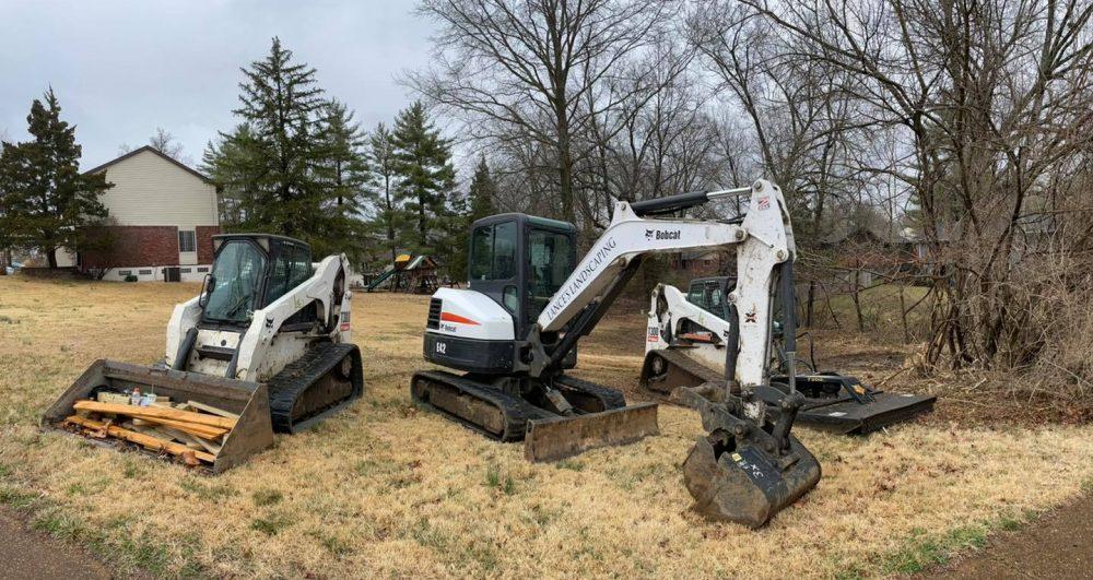 St Louis Excavation Grading Services