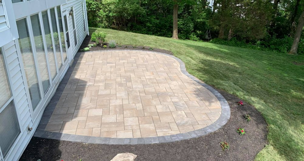 St Louis Landscaping Paver Patios and Walkways